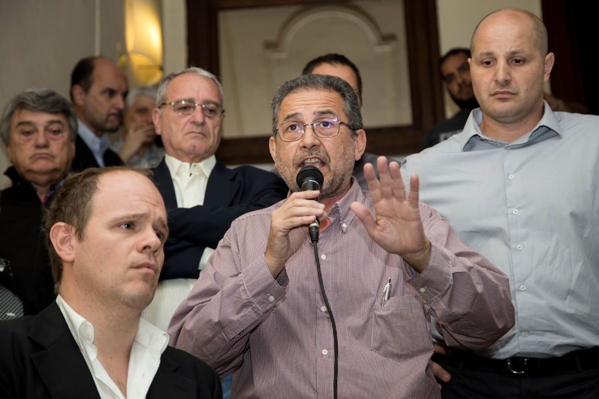 Asamblea AGP, Adrián Silva, Secretario General de APDFA